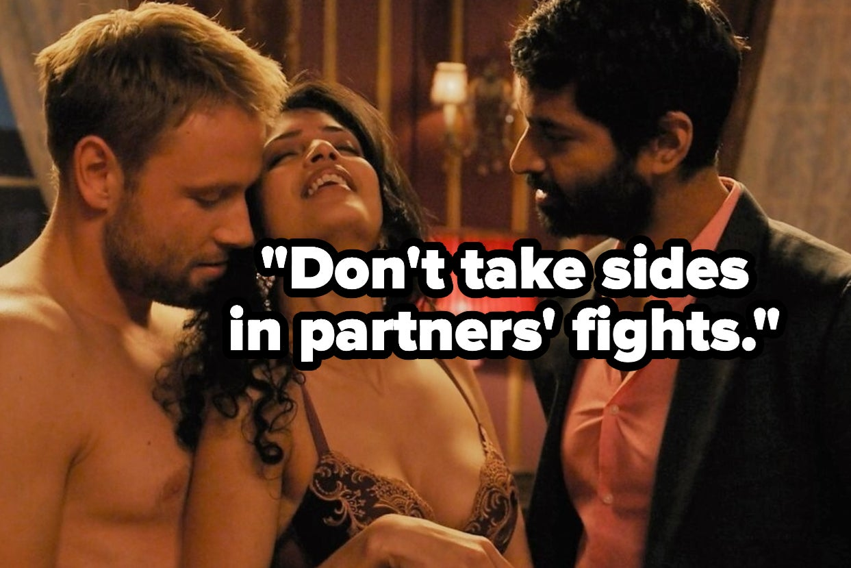 People In Polyamorous Relationships Are Sharing The Rules And Boundaries They Set With Their Partners, And...