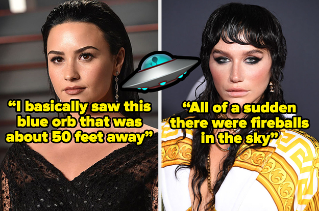 16 Famous People Who Claim They've Seen UFOs, And Yes It's Exactly Who You'd Expect