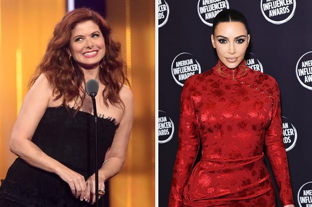 "Debra Messing Explained Why She Wrote That Seemingly Shady Tweet About Kim Kardashian Hosting ""SNL"""