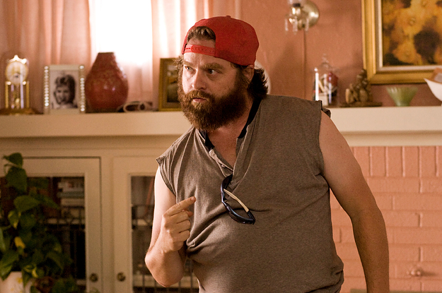 Zach Galifianakis Claims That His Kids Have No Idea What He Does For A Living And Think He's A Librarian