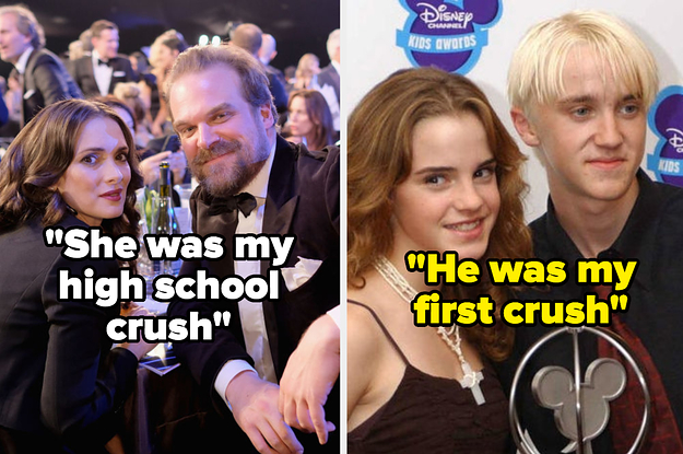22 Celebrities Who Revealed They Secretly Had A Crush On Their Costars (But Never Dated Them)