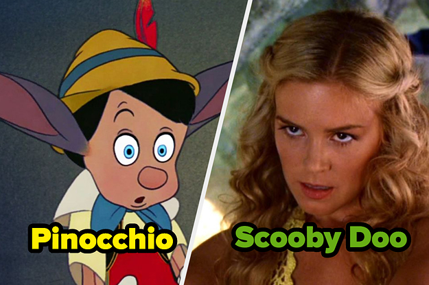 Here Are 18 Moments From Kids Films And TV That Still Keep Us Awake At Night