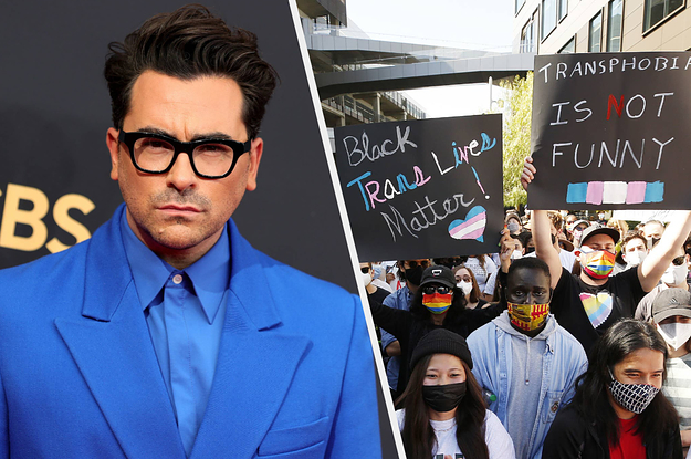 Dan Levy Showed His Support For The Netflix Employee Walkout Following The Response To Dave Chappelle's Special