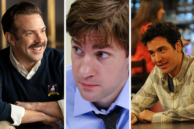 I Ranked 13 Sitcom Dudes By How Mediocre They Secretly Are