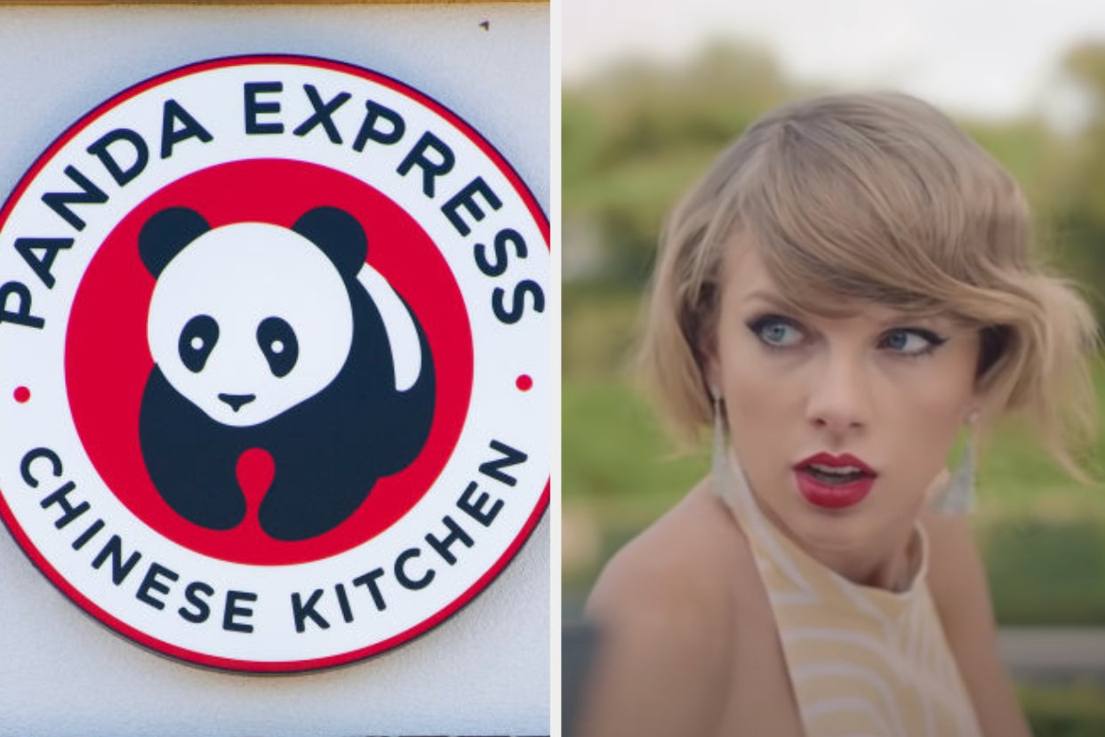 Order From Panda Express And We'll Reveal Which Taylor Swift Song You Should Listen To First