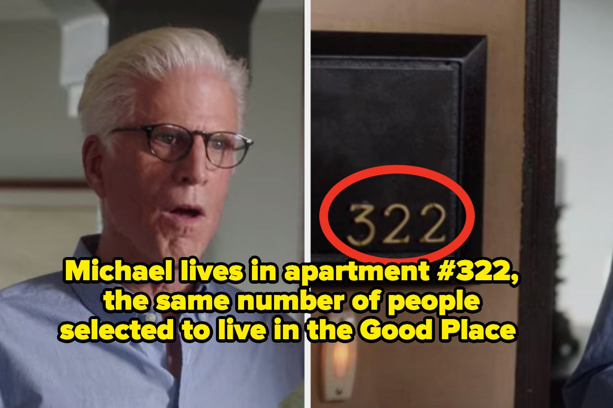 """50 """"Good Place"""" Details And Easter Eggs You Probably Missed When You Watched It The First Time Around"""