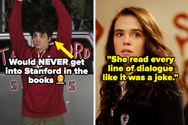 16 Times Movies Changed Major Plot Points Of The YA Books They Were Based On And Pissed Everyone Off