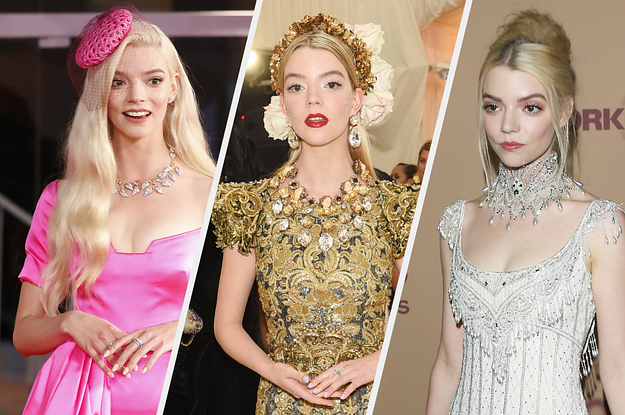 21 Iconic Anya Taylor-Joy Style Moments That Prove That She Is The Moment