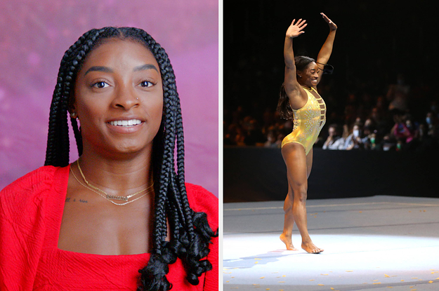 Simone Biles Opened Up About Healing And Her Current Relationship With Gymnastics: Im Still Scared