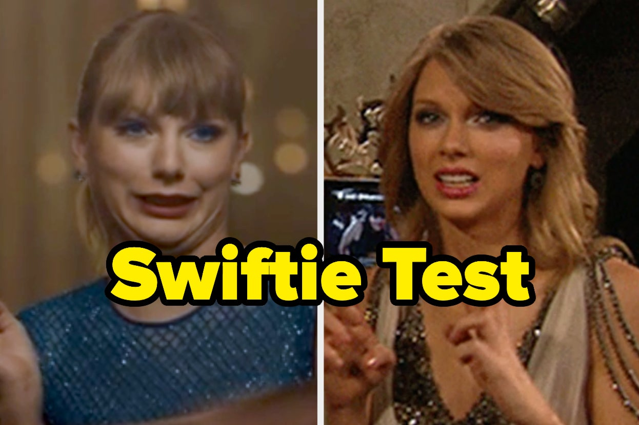 Can You Put All 9 Of Taylor Swift's Albums In The Correct Order?