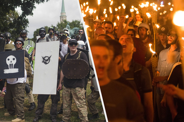The White Supremacists Behind The Deadly Charlottesville Rally Are Going To Court. Here's What You Need To Know.