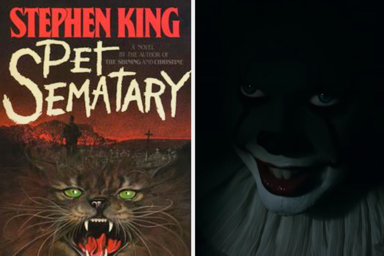 If You've Read At Least 10/15 Of These Horror Books, Then You Can Consider Yourself A Fearless Stephen King Fan