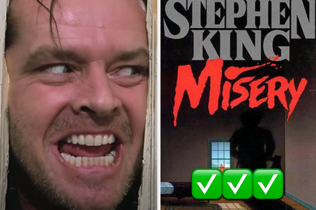 Only The Most Fearless Stephen King Fans Have Read More Than 10/15 Of These Horror Books