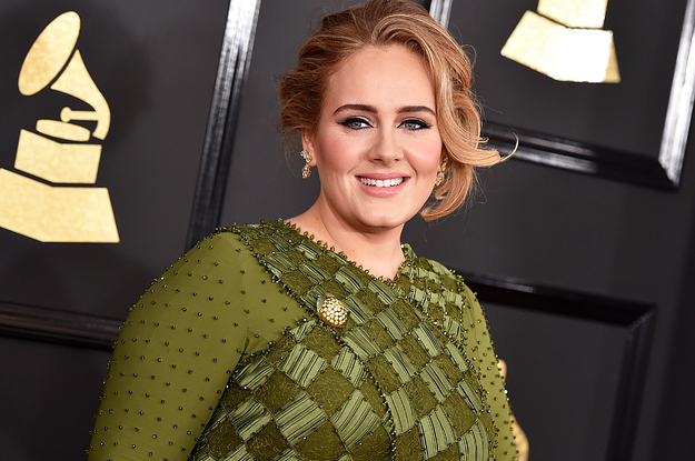 Adele Revealed The One Song She Recorded While She Was Pregnant And Why Her Son Hated It