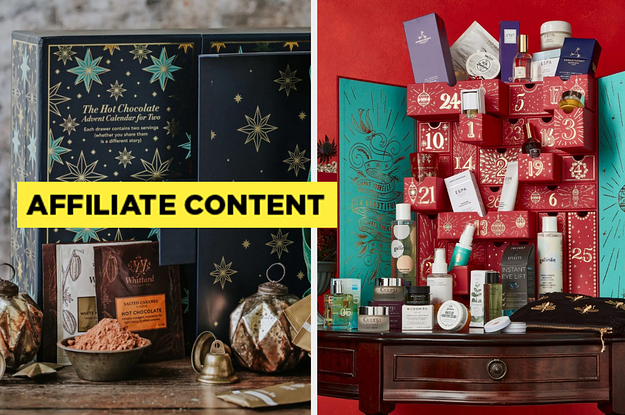 Here Are All The Best Advent Calendars We Found In 2021