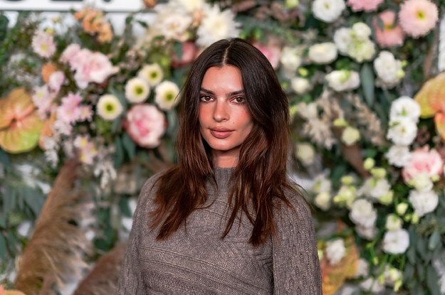 Emily Ratajkowski Said Deciding To Include The Robin Thicke Accusations In Her New Book Represents An Evolution Of [Her] Beliefs And Politics