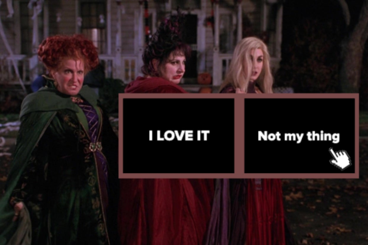 Halloween Has Gave Us Some Really Great Movies And Some...I'd Be Okay With Never Watching Again — Which Ones Do You Love?