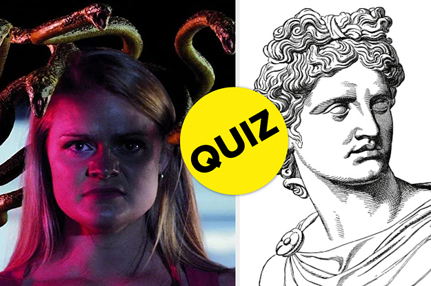 """Unless You've Read The """"Percy Jackson"""" Books, You Will Absolutely Not Pass This Greek Mythology Quiz"""