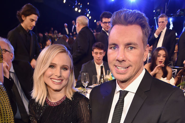 Kristen Bell Praised Dax Shepard For Sucking Out Her Clogged Duct While Breastfeeding