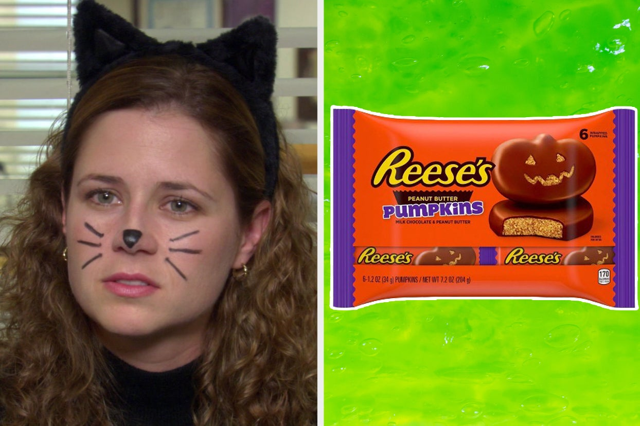 Everyone Has An Iconic Candy That Describes Them To A T — Plan A Halloween Party To Reveal Yours