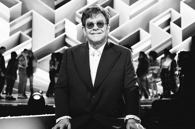 Elton John Opened Up About How The Trauma He Experienced As A Child Influences His Current Parenting Style