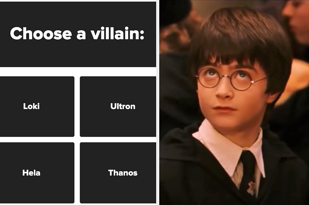 """Everyone Has A """"Harry Potter"""" Personality Twin — Pick Some Marvel Characters To Reveal Yours"""