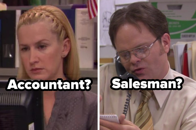 """We Know What Your Role Would Be In """"The Office"""" Based On Your Answers To These Questions"""