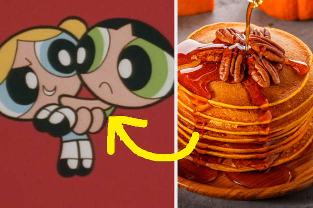 Eat Your Way Through This Pumpkin Spice Breakfast Buffet And We'll Reveal Which Powerpuff Girl You Are