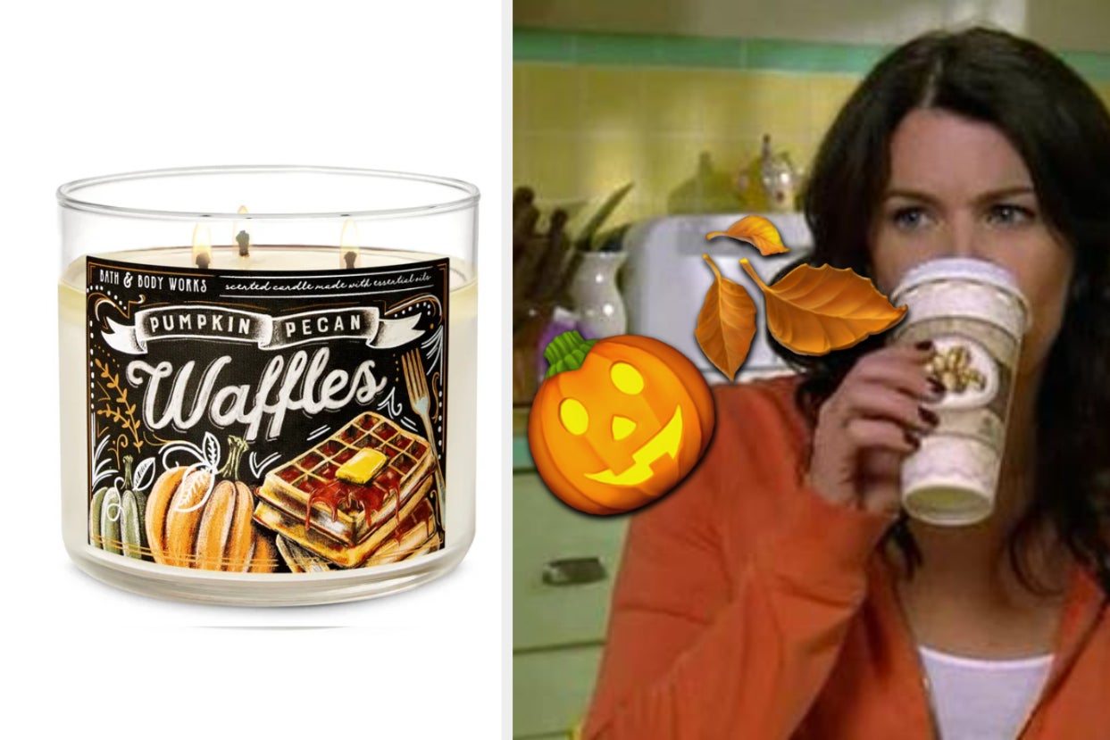 Go Shopping For Some Bath & Body Works Candles To Find Out If You're Actually More PSL Or Eggnog