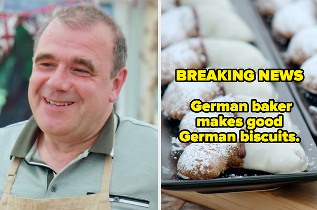 """11 """"Great British Bake Off"""" Moments From German Week That Were Stressful, And 20 That Were So Pure"""
