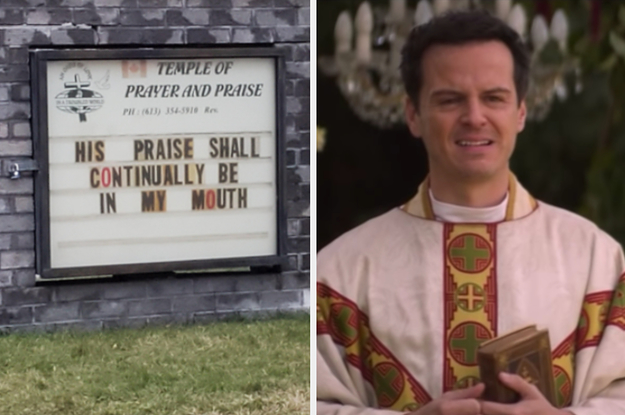 40 Church Signs That Have No Right Being This Funny
