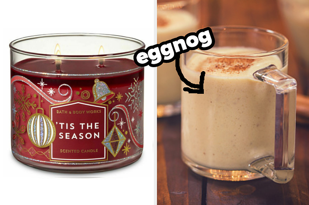 Tell Me Which Candles You'd Want And I'll Tell You If You Remind Me More Of Pumpkin Spice Lattes Or Eggnog