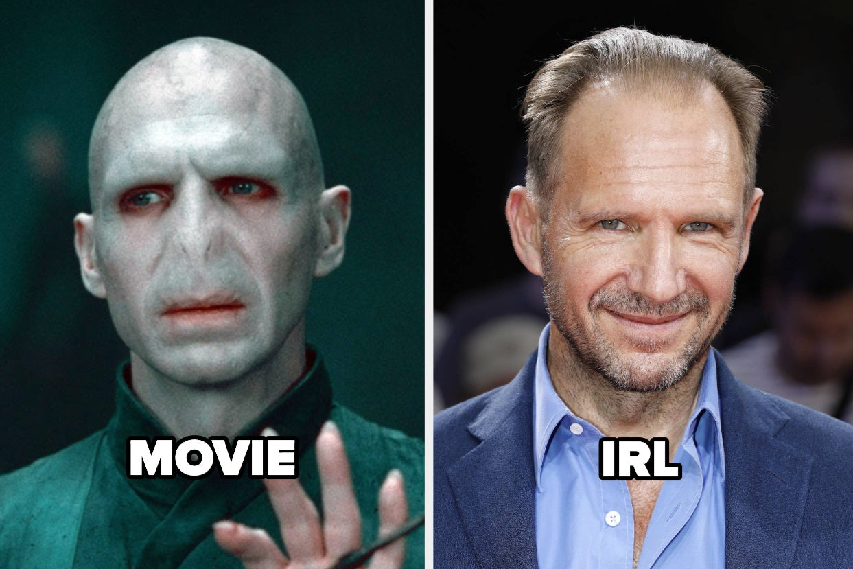 """27 Drastically Different Then Vs. Now Photos Of The """"Harry Potter"""" Cast"""