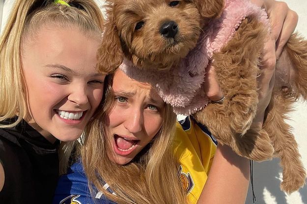 Jojo Siwa And Kylie Prew Have Reportedly Broken Up