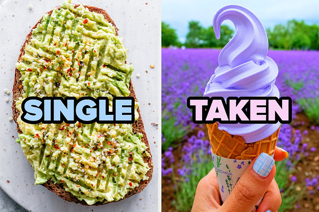 Not Trying To Freak You Out, But We Can Guess Your Relationship Status Based On Your Food Preferences