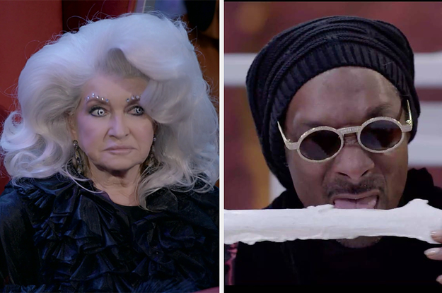 The 15 Absolute Best Moments In Snoop And Marthas Very Tasty Halloween