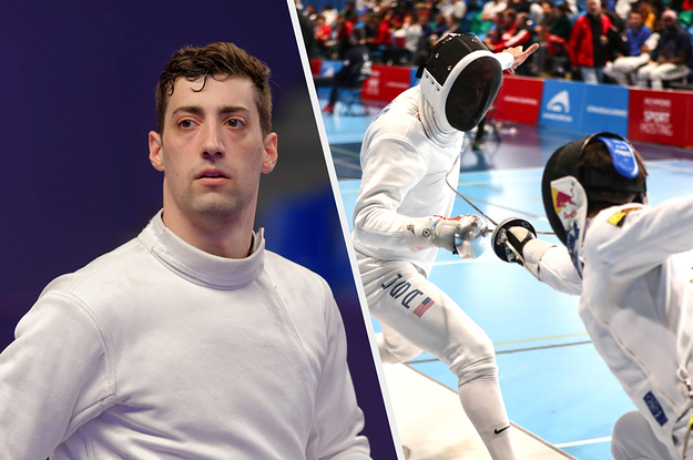 USA Fencing Is Blocking A Top Athlete From A Competition After Sexual Assault Accusations. It Took Eight Years And Widespread Outcry.