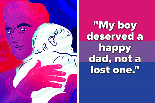 I'm A Young Bi Dad. Here's What People Get Wrong About Me