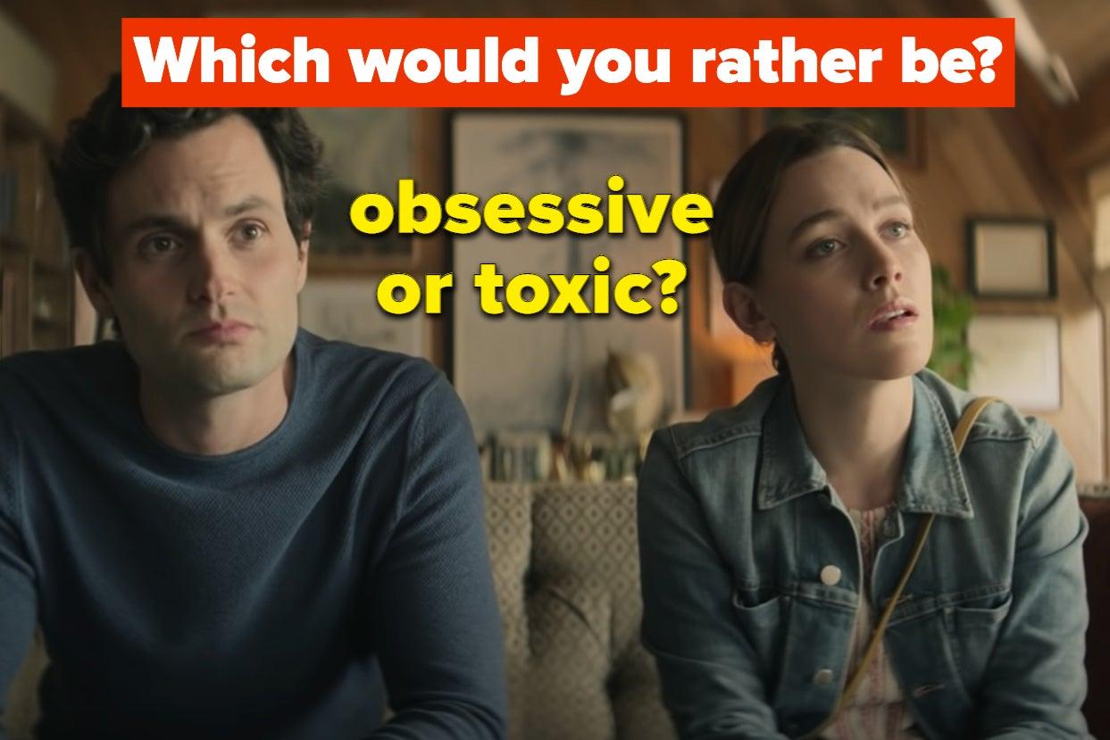 Who's Your Toxic Match? Joe Goldberg Or Love Quinn?
