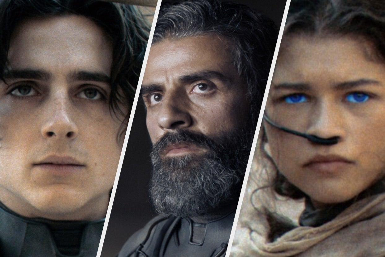 """The """"Dune"""" Reboot Has Arrived, And Here Are What Fans Really Thought Of It"""