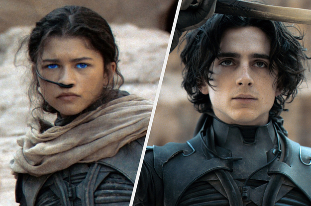 """The """"Dune"""" Reboot Is Finally Here, And So Are The Hilarious Fan Reactions"""