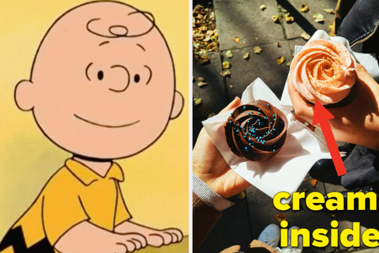 This Extravagant Cupcake Quiz Will Determine Whether You're Charlie Brown Or Snoopy