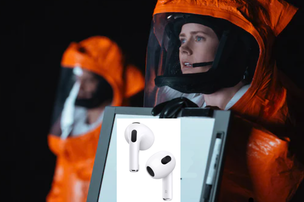 Apple's New AirPods Are Pandemic-Proof