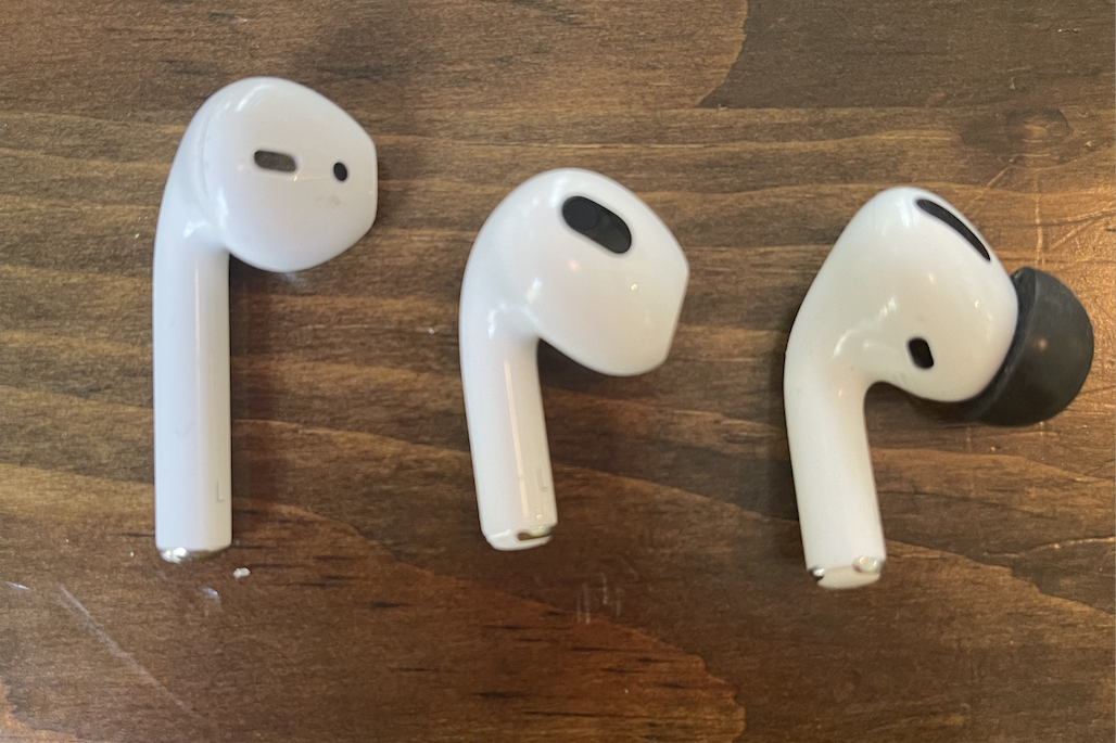 Apple's Newest AirPods That Don't Fall Out When You Take Your Mask Off