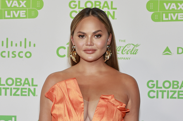 Chrissy Teigen Said She And Her Family Travel With Their Late Son Jack's Ashes