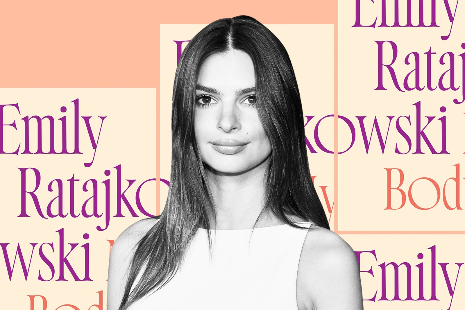 Emily Ratajkowski's New Book Wants To Speak To Every Woman. It Can't.