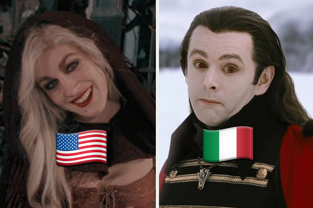 Tell Us If You Prefer These Italian Or American Foods And We'll Reveal If You're A Witch Or A Vampire