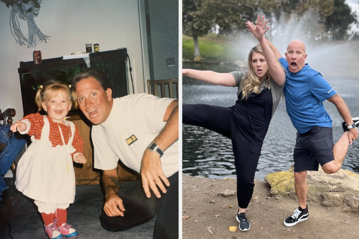 After 22 Years In Prison, This Dad Recorded A TikTok Dance With His Daughter
