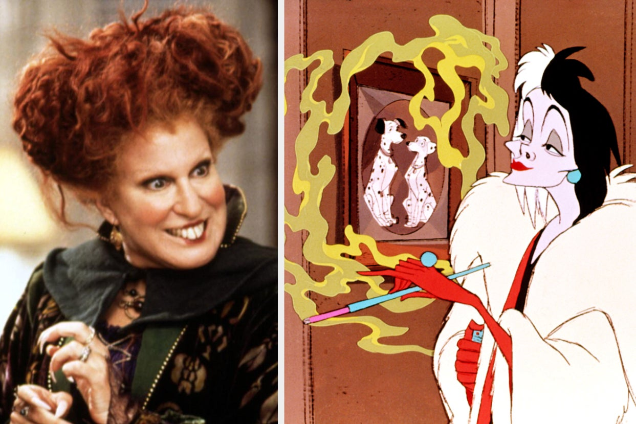 Pick 5 Iconic Disney Villains To Get A Great Disney Halloween Movie To Watch