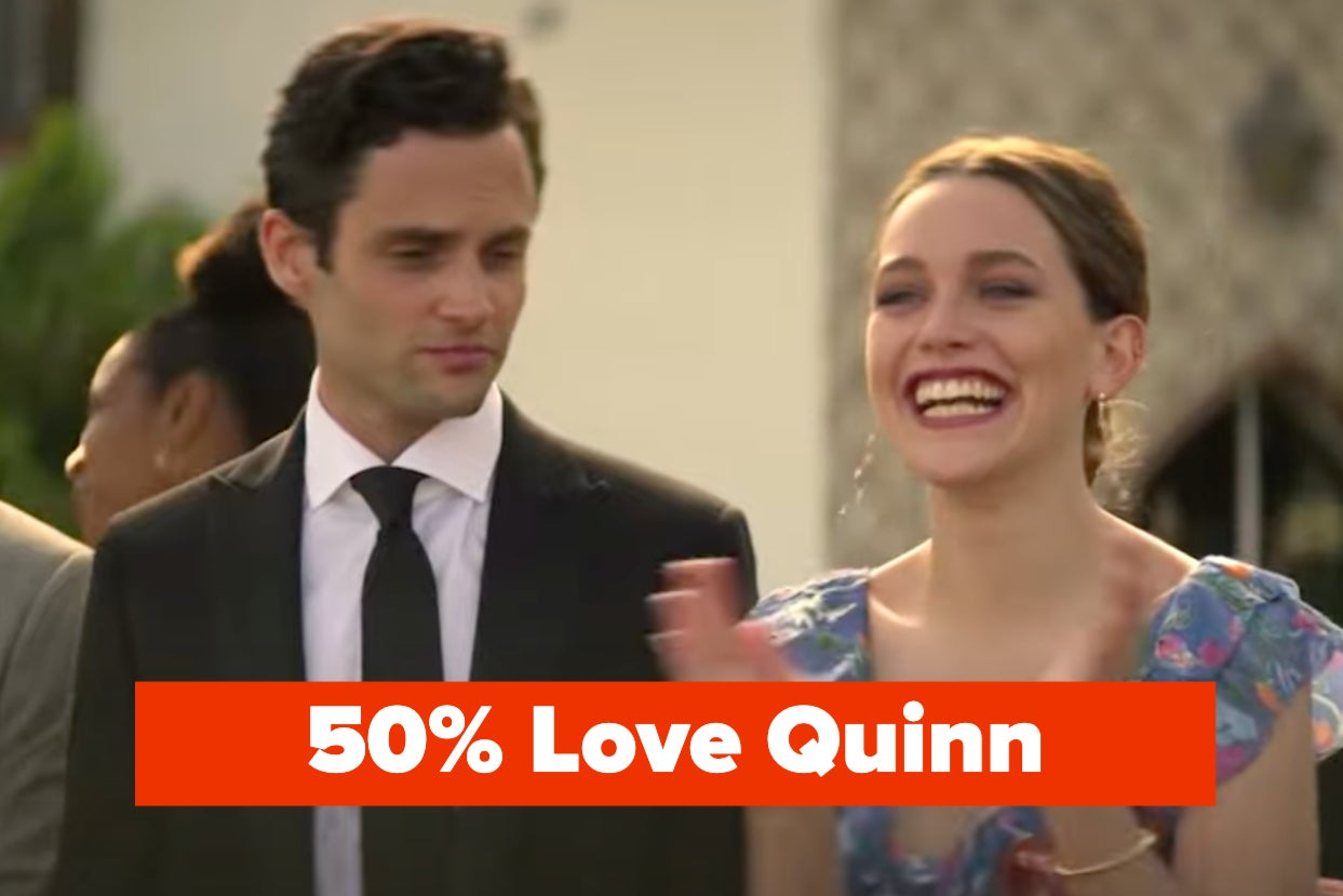 Believe It Or Not, You're Probably 100% Like Love Quinn But Just Take This Quiz To Be Sure